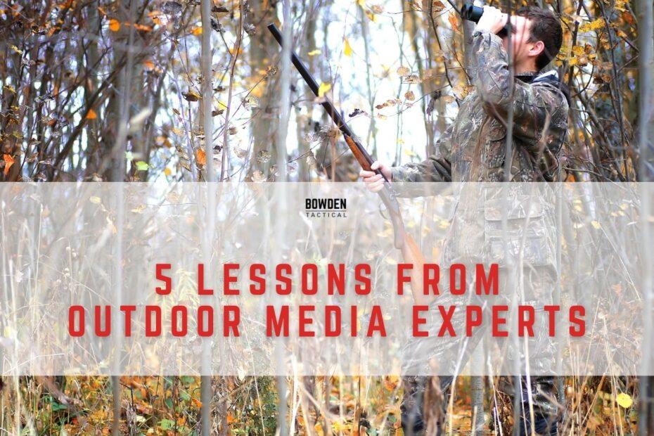 Outdoor media blog