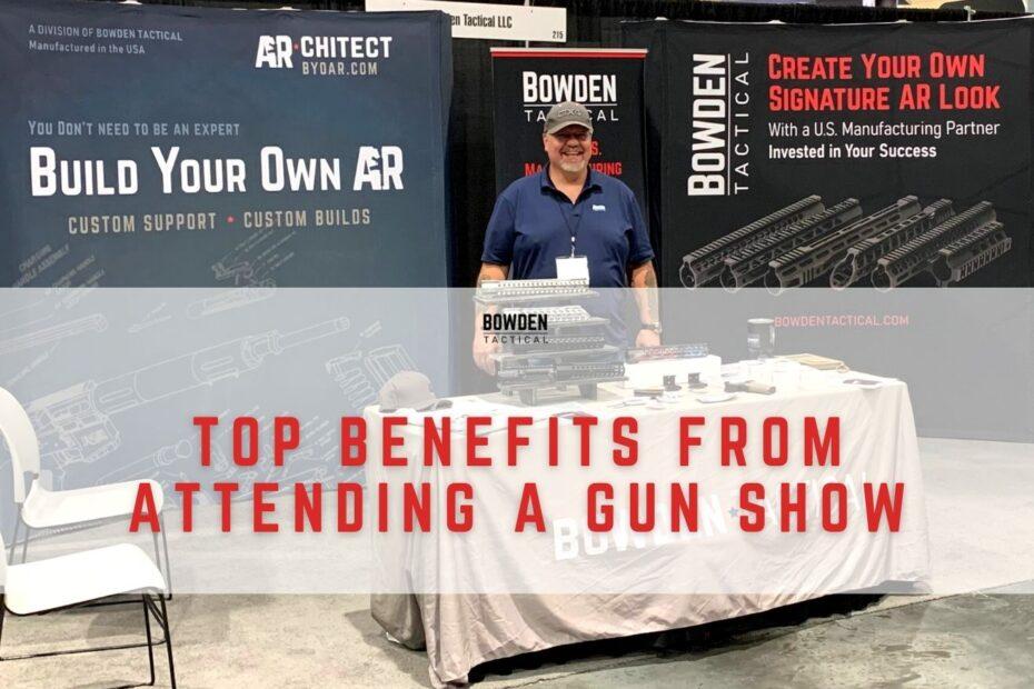 Benefits of Gun Shows Blog